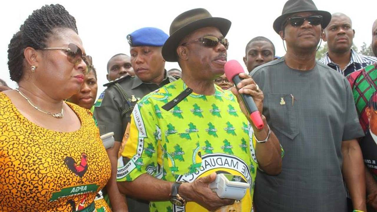 Join APGA or lose your seat to APGA candidate in 2019 - Obiano