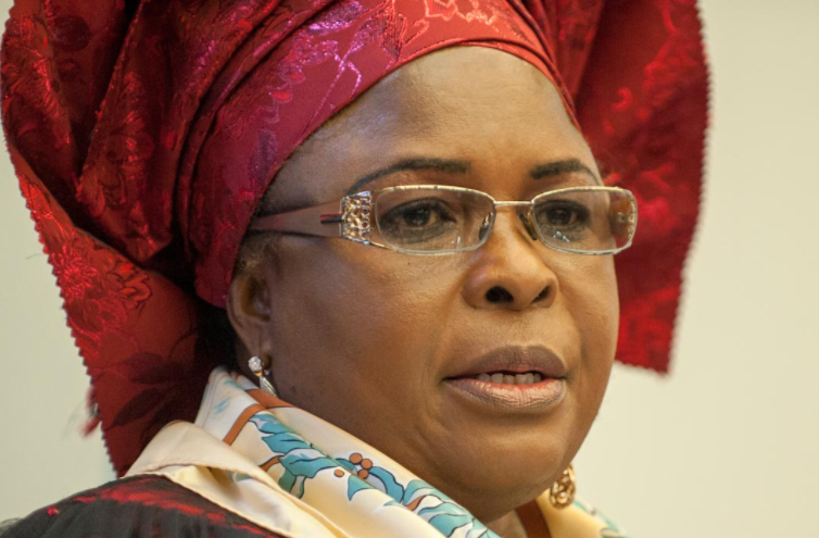 EFCC seeks final forfeiture of Patience Jonathan's $5.7m, N2.4bn