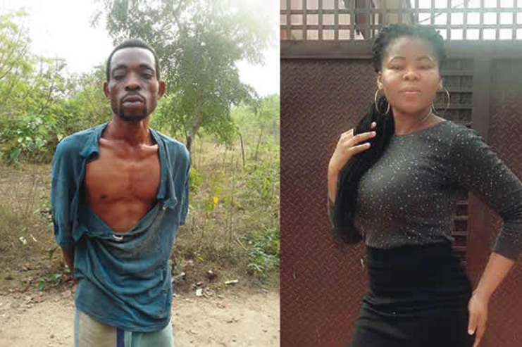 Police parade man who raped, killed corper in Ogun State