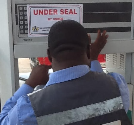 DPR seals four filling stations in Edo State