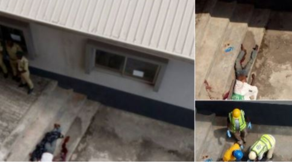 Photo of Man commits suicide at Lagos Magistrate Court over N40k debt