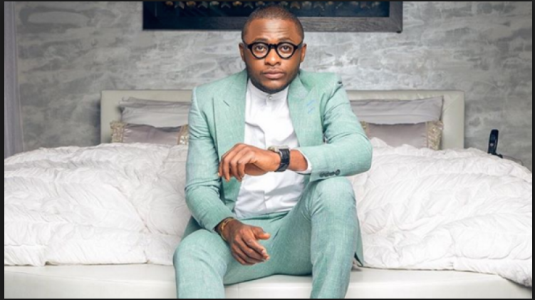 I'm not responsible for T-Boss' pregnancy - Ubi Franklin cries out