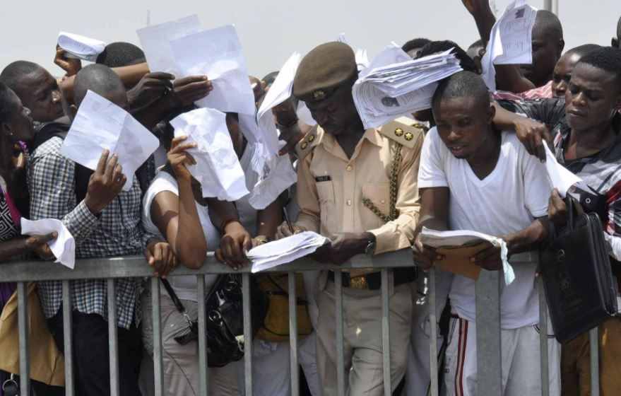 Photo of Nigeria's unemployment rate worsens, rises to 18.8%