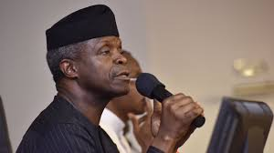 Osinbajo, minister, others to Nigerians: change your corruption perception