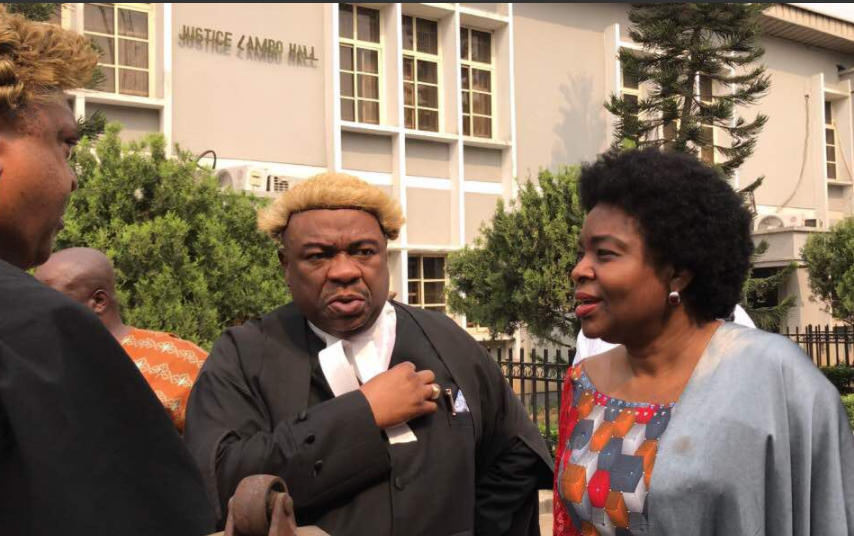 Photo of EFCC rejects transfer of ex-minister Akinjide's case to new judge