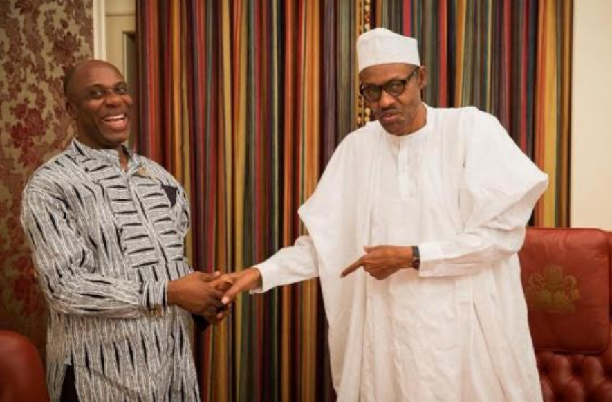 2019: What Nigerians stand to gain should Buhari be reelected - Amaechi