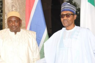 How Nigeria, ECOWAS forced Yahya Jammeh out of power in The Gambia – Buhari