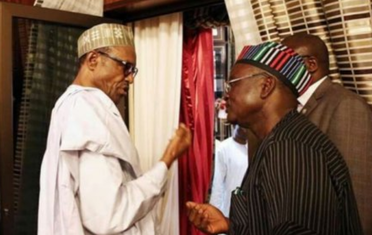 Photo of Buhari condemns attack on Benue governor, orders transparent investigation