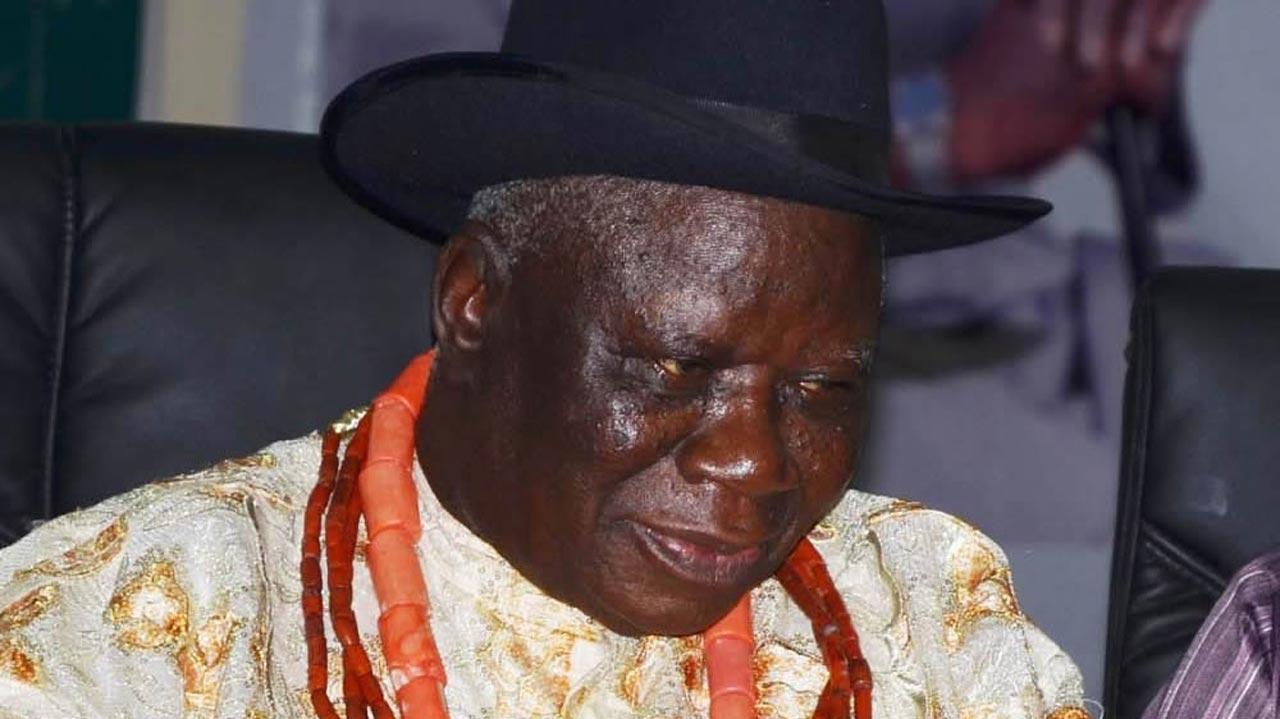 Edwin Clark cautions against calls for Nigeria's breakup