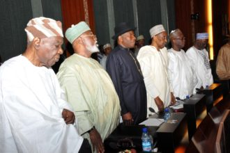 FG approves N280m car allowances for Jonathan, Obasanjo, IBB, four other ex-Nigerian leaders