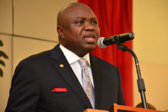 Alleged N9.9bn fraud: EFCC denies raiding Ambode's residence