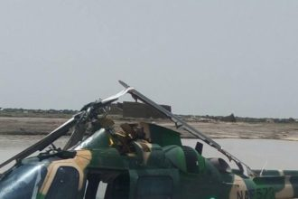 Boko Haram: NAF helicopter crashes in northeast