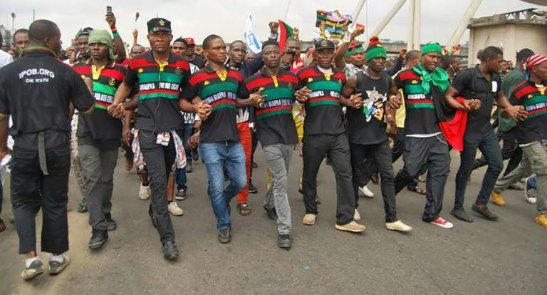 Photo of IPOB deny planned attack on Lagos, Police order probe