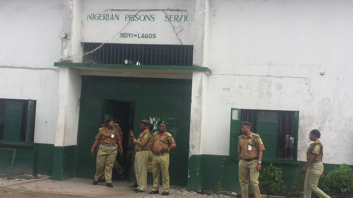Photo of Lagos begins moves to relocate Ikoyi Prison to Epe
