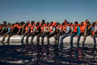 Dozens of migrants found dead on Mediterranean Sea
