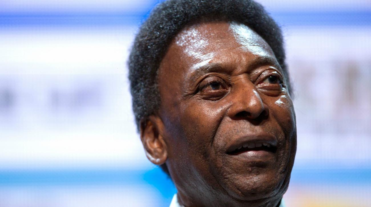 Photo of Encomiums pour for Pele the football legend at 80