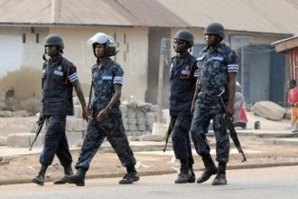 Police, vigilante groups foil robbery attack in Osun