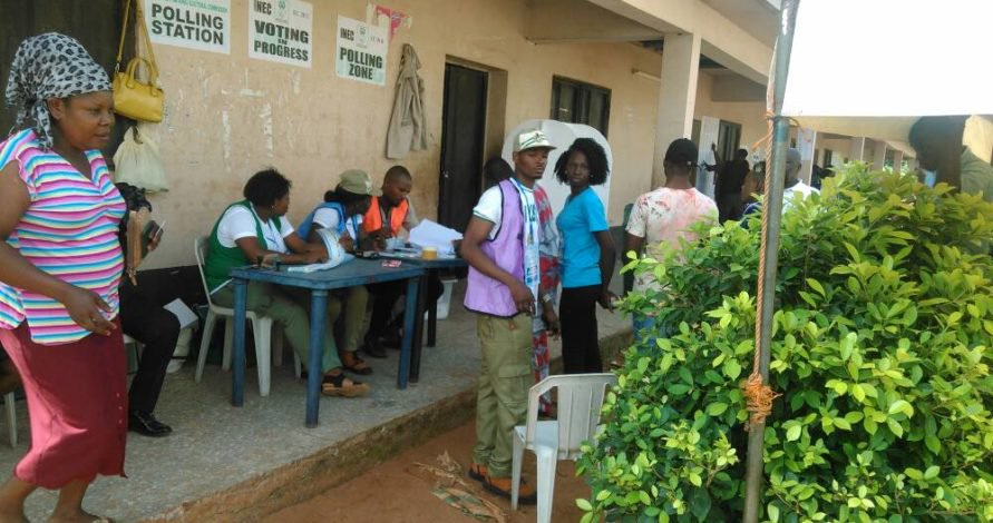 Photo of Anambra Central re-run: Low voter turnout as INEC officials arrive polling units early