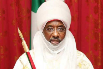 Emir Sanusi clears air on sack of palace aide over 'welcoming' Ganduje