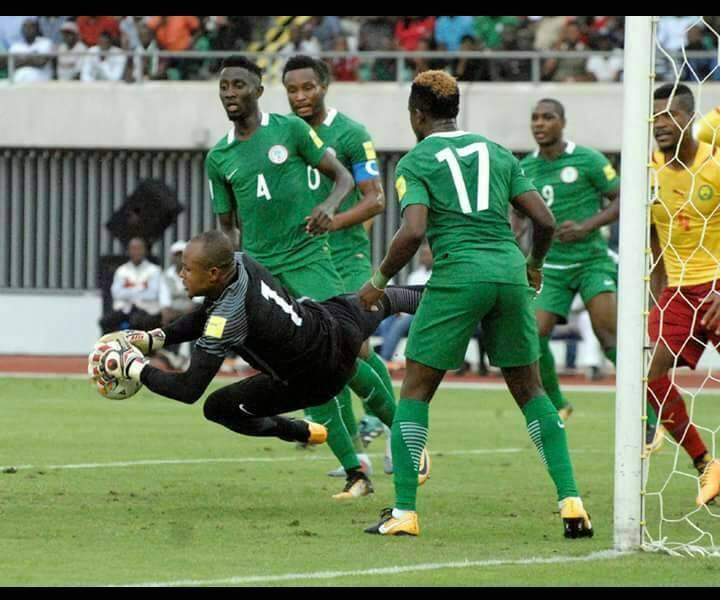 Etebo out, 21 Eagles storm Singapore for Brazil clash