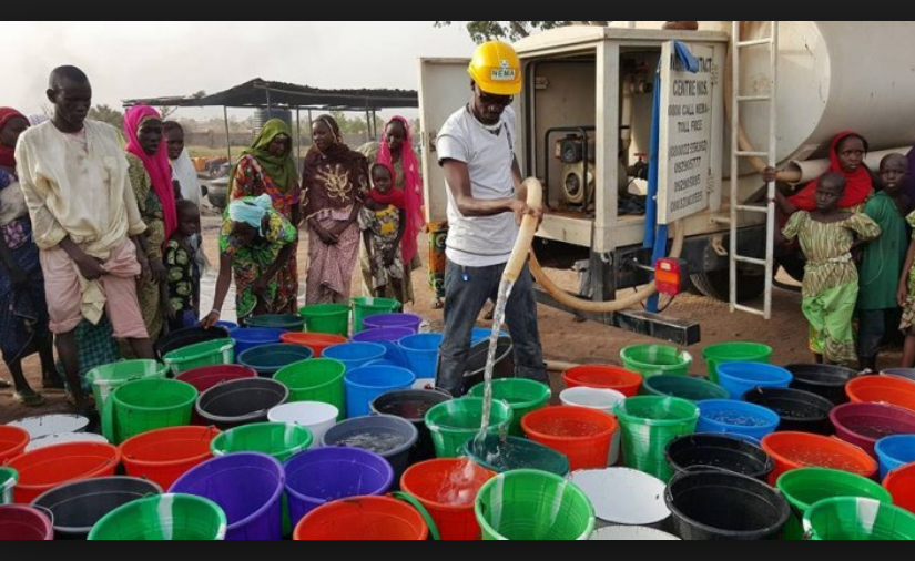 Photo of Nigeria to spend N1bn annually on water, sanitation needs of IDPs