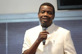 Adeboye commends FG's efforts in tackling COVID-19 pandemic