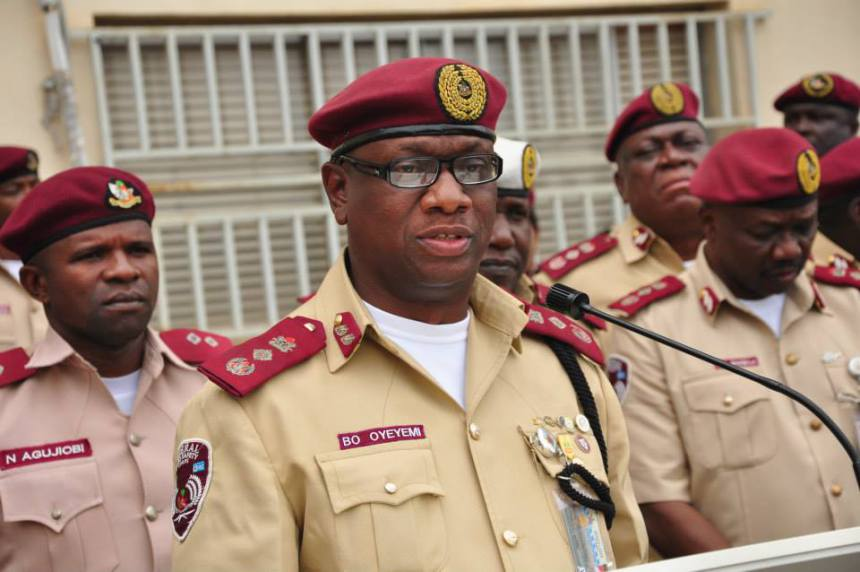 Photo of FRSC to introduce digital driver's licence