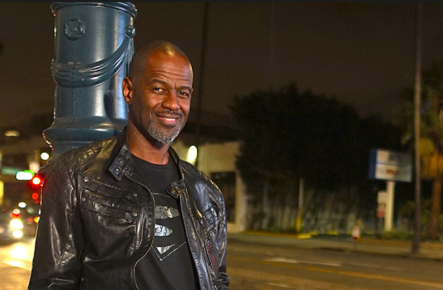 Photo of R&B Singer Brian Mcknight  Remarried On New Year's Eve