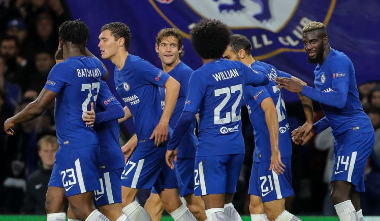 Chelsea sink Brighton to get first home league win