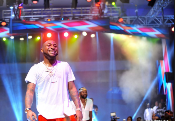 Davido features in new video 'Next To You II'