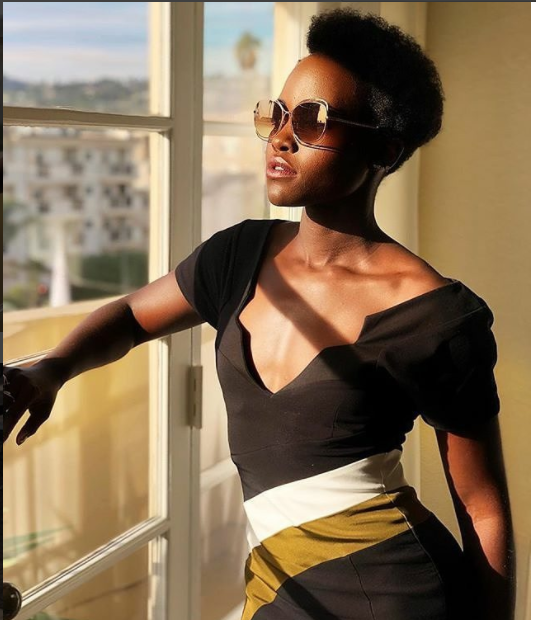 """Photo of Lupita Nyong'o to publish Children's Book """"Sulwe"""""""