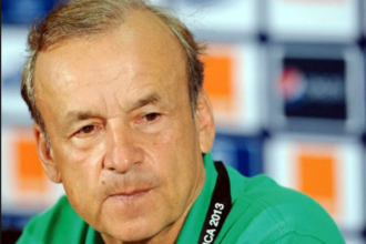 Rohr silent on new contract offer