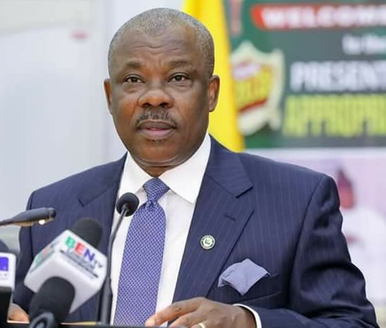 Photo of Ogun 2019: Don't settle for 'political neophyte', APC leaders urge Amosun