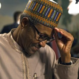 Buhari's mourns as 'Daddy' dies at 95