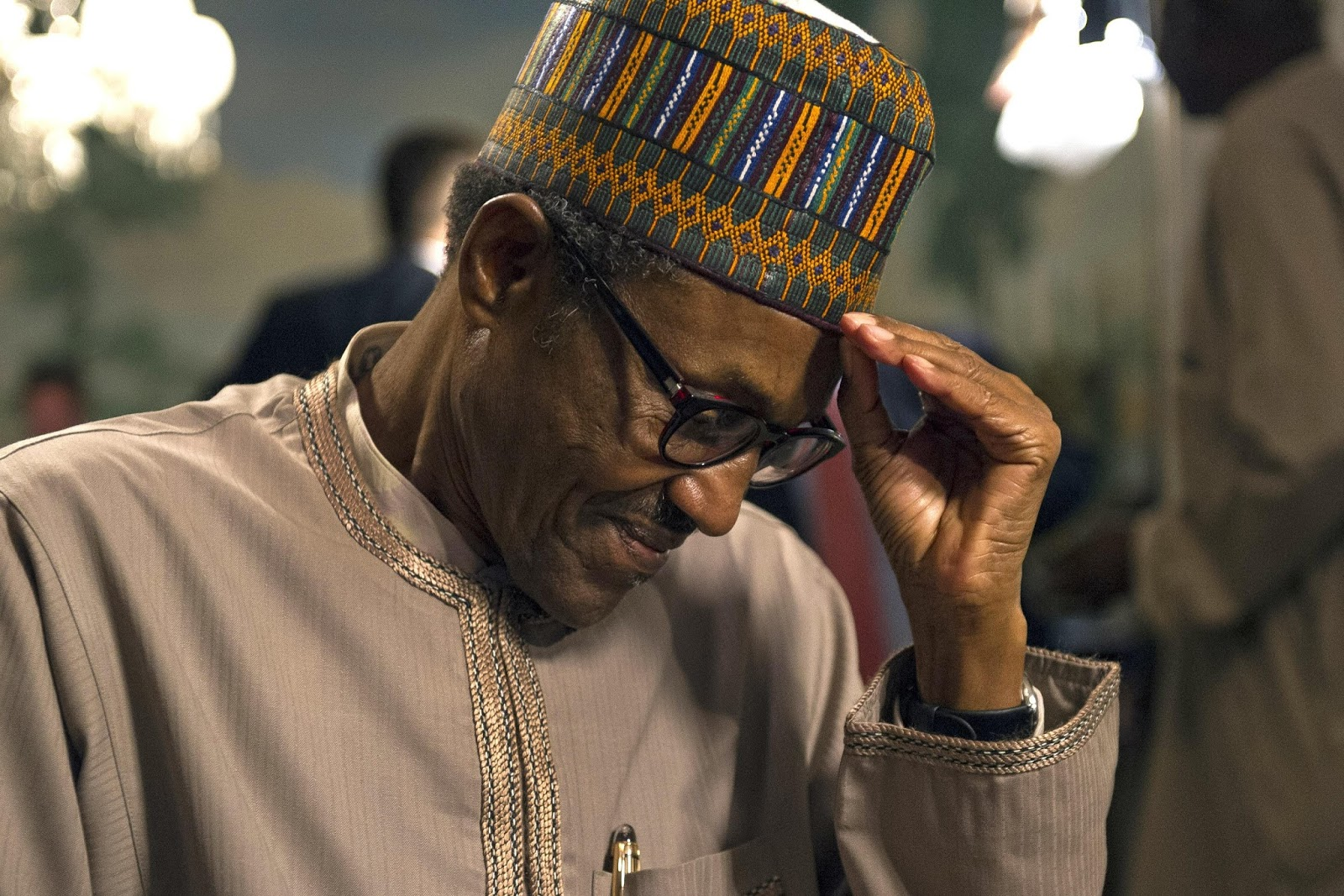 Photo of Supplementary polls: Work harder to win your states, Buhari won't interfere – Presidency tells APC