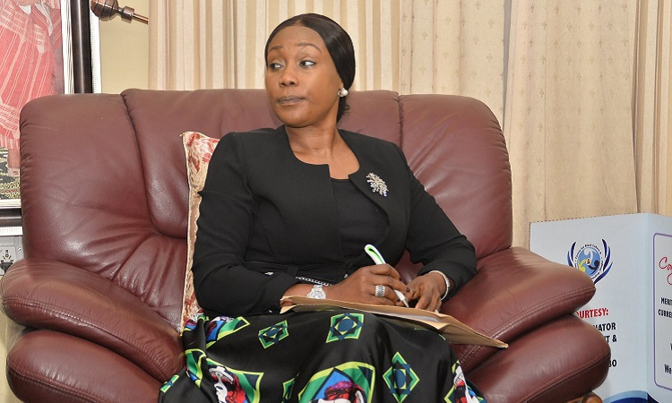 Photo of Okah-Donli appointed UN Trust Fund new chair