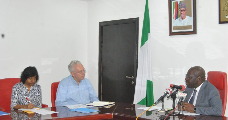 Photo of Obaseki approves N600m to access N1.4bn UNICEF-EU Water, Sanitation projects