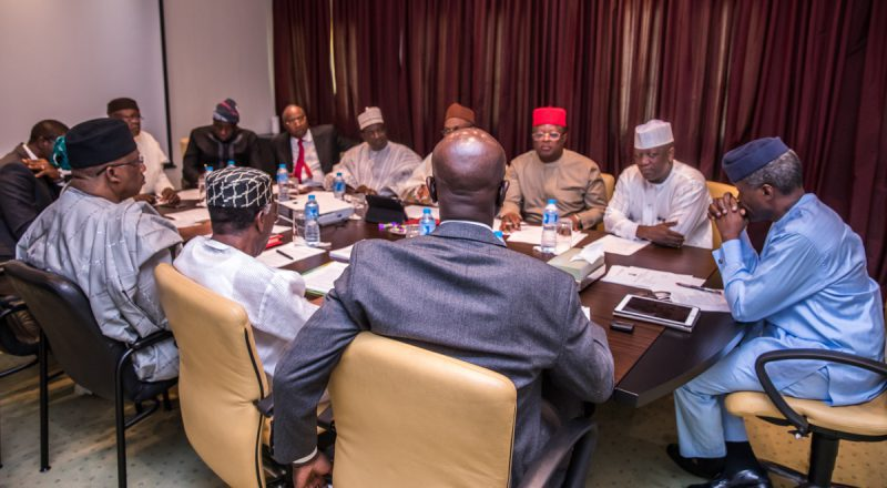 FG, States, Local councils share N762.597b for June