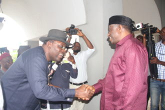Dickson earmarks N1bn for road repairs in Jonathan's local council