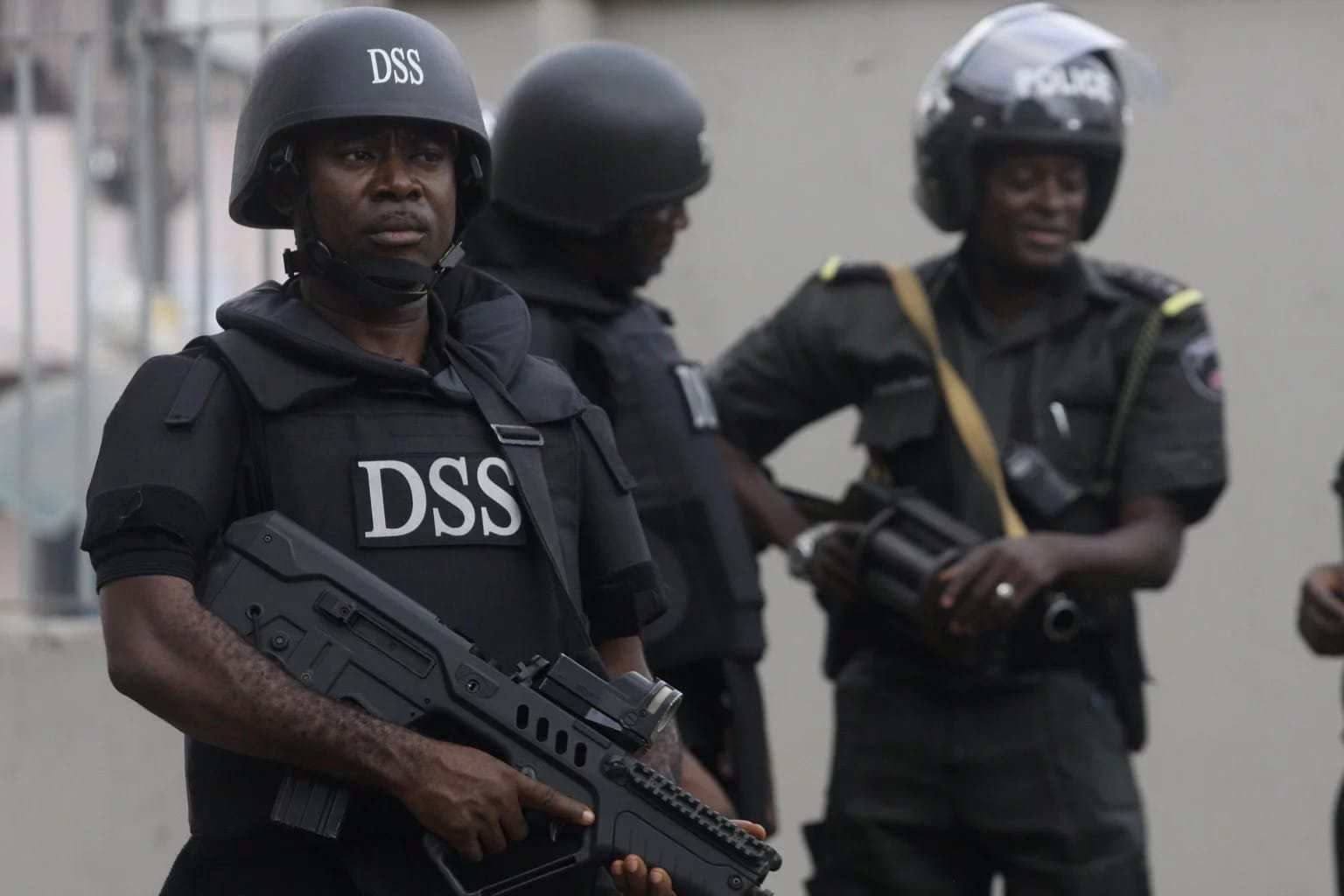 Photo of No attempt to arrest Igboho – DSS speaks