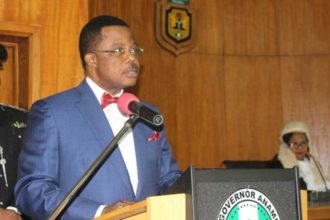 Anambra governor suspends 12 traditional rulers