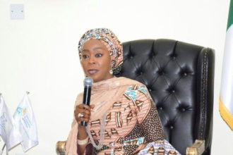 WHO appoints Saraki's Wife as Special Adviser