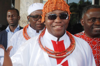 Oba of Benin condemns clashes between APC, PDP supporters at palace gate