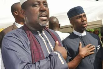 Imo 2019: Okorocha's son-in-law, Nwosu dumps APC