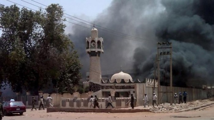 Photo of Tragedy! Strange man opens fire on mosque doing prayers, kills 49, injures 20
