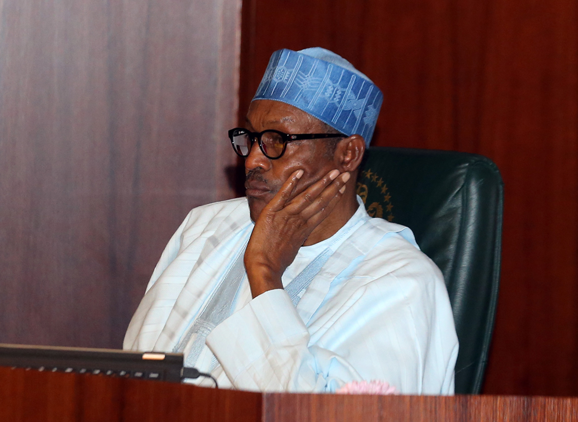 Photo of Boko Haram's slaughtering of 43 farmers in Borno insane – Buhari