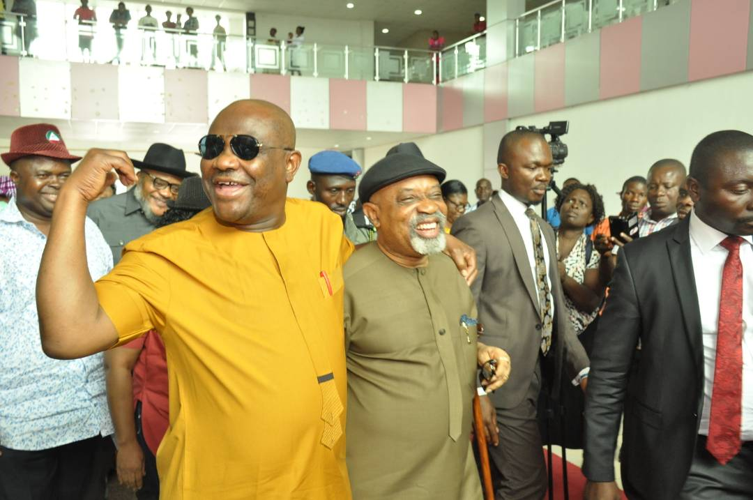 Wike canvasses separate minimum wages for states
