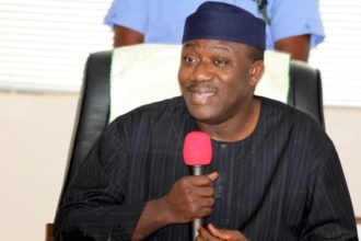 Fayemi promises to pay salary, complete project