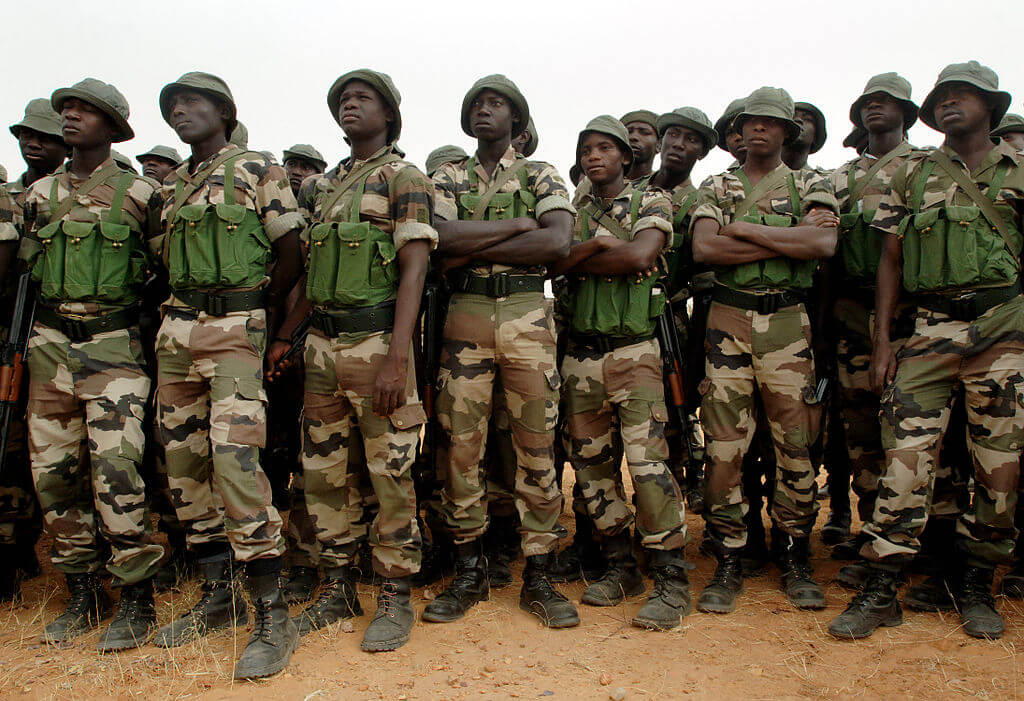 Photo of Army, police rescue abducted couple, six others from Ekiti forest
