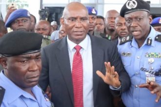 Mace theft: Omo-Agege blasts Saraki, Reps over fresh suspension moves